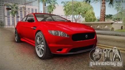 GTA 5 Ocelot Jackal 2-doors для GTA San Andreas