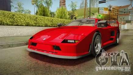 GTA 5 Grotti Turismo Classic IVF для GTA San Andreas