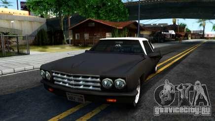 GTA 3 Yardie Lobo для GTA San Andreas