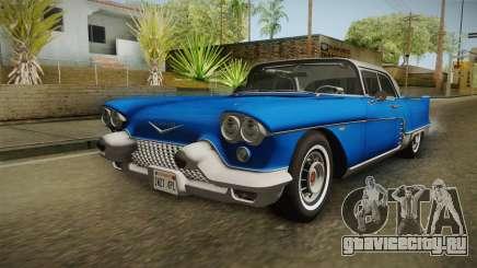 Cadillac Eldorado Brougham 1957 IVF для GTA San Andreas