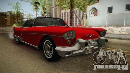 Cadillac Eldorado Brougham 1957 HQLM для GTA San Andreas