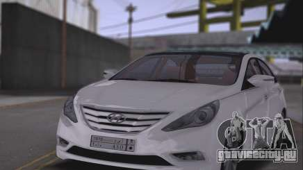 Hyundai Sonata Y20 для GTA San Andreas