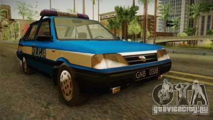 FSO Polonez Atu Policja для GTA San Andreas
