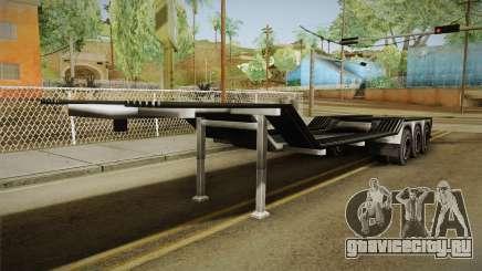 American Multiple Carrier Trailer для GTA San Andreas