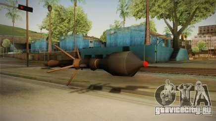 Blacklight: Retribution - RL5 для GTA San Andreas