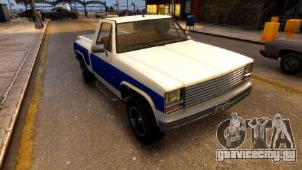 Declasse Rancher Sportside для GTA 4