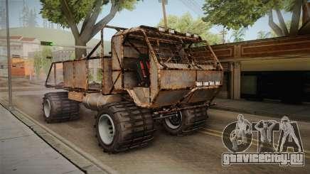 GTA 5 MTL Wastelander IVF для GTA San Andreas