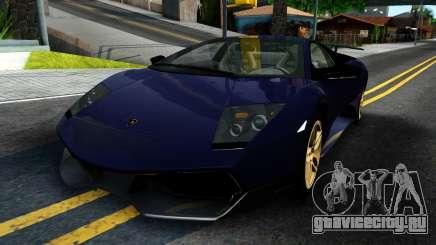 Lamorghini Murcielago LP640-4 SV 2010 для GTA San Andreas