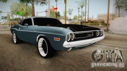 Dodge Challenger MM 1970 для GTA San Andreas