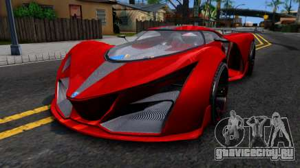 GTA V Grotti Prototipo для GTA San Andreas