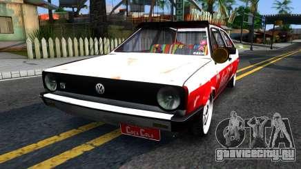 Volkswagen Gol Coca-Cola для GTA San Andreas