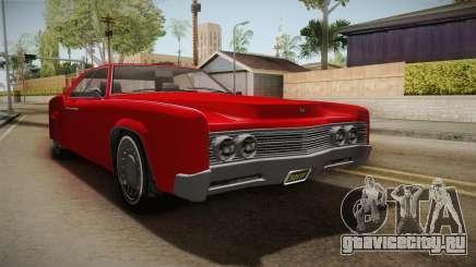 GTA 5 Albany Virgo Continental для GTA San Andreas