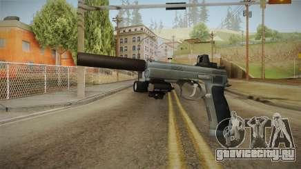 Battlefield 4 - CZ 75 для GTA San Andreas