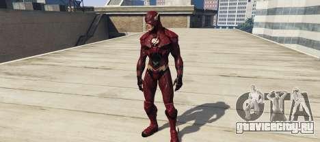 The Flash (Justice League 2017) для GTA 5