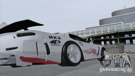 Mazda RX-7 VeilSaid LM для GTA San Andreas вид справа
