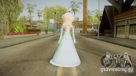 Mario Galaxy - Rosalina для GTA San Andreas третий скриншот