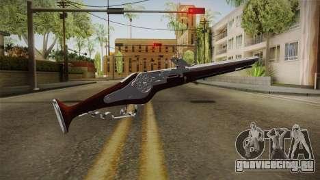 Wheel Lock Pistol 2.0 Fixed High Quality для GTA San Andreas второй скриншот