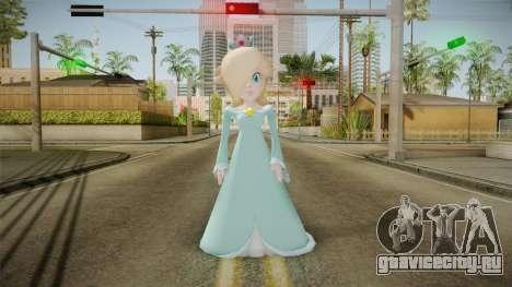 Mario Galaxy - Rosalina для GTA San Andreas второй скриншот