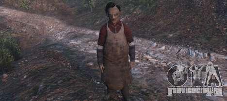 Leatherface для GTA 5
