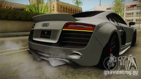Audi R8 V10 Plus LB Performance для GTA San Andreas салон