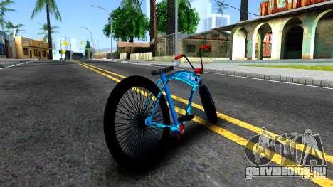 Pistera для GTA San Andreas вид сзади слева