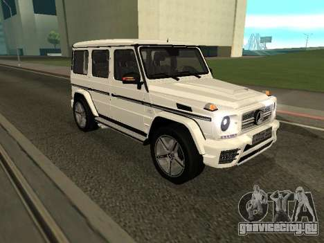 Mercedes-Benz AMG G65 Armenian для GTA San Andreas