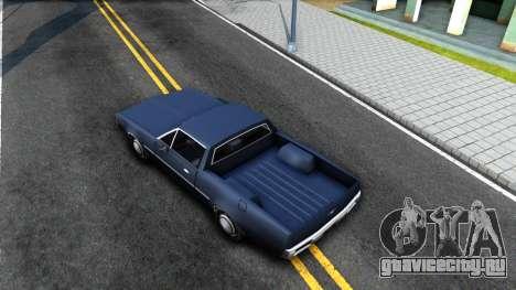 Clover Pickup для GTA San Andreas вид сзади