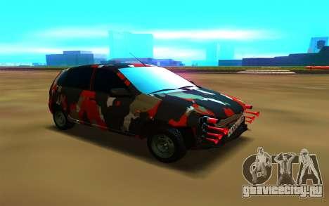 Lada Kalina 1117 для GTA San Andreas