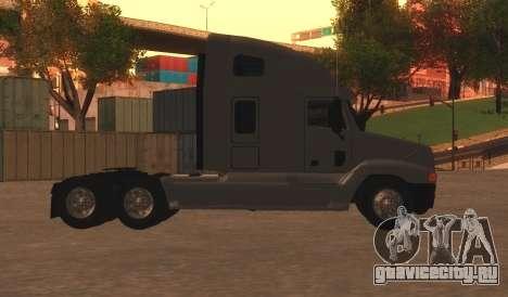 Freightliner Century v2 для GTA San Andreas вид слева