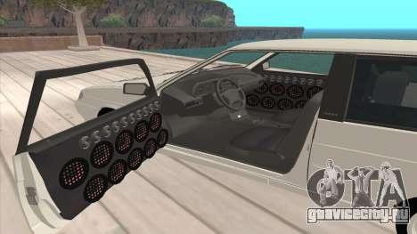 ВАЗ 2113 LoudSound v2.0 для GTA San Andreas вид справа