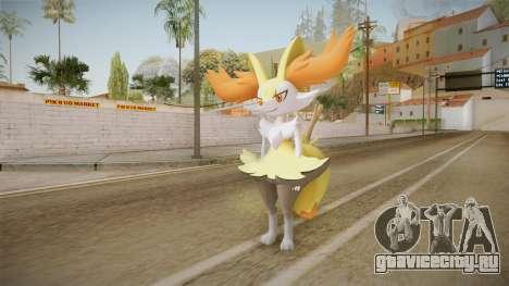 Pokémon XY - Braixen для GTA San Andreas второй скриншот