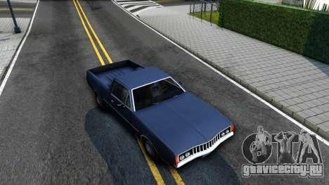 Clover Pickup для GTA San Andreas вид справа