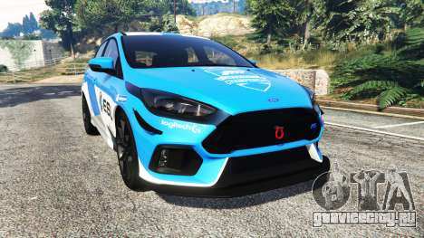 Ford Focus RS (DYB) 2017 [add-on] для GTA 5