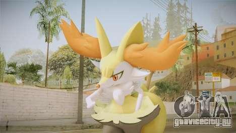 Pokémon XY - Braixen для GTA San Andreas