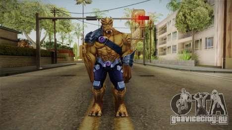 Marvel Future Fight - Black Dwarf для GTA San Andreas второй скриншот