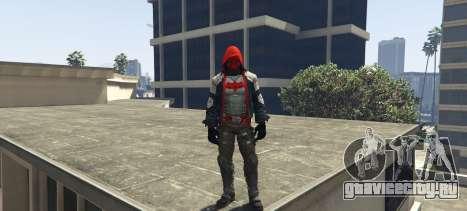 BAK Red Hood для GTA 5
