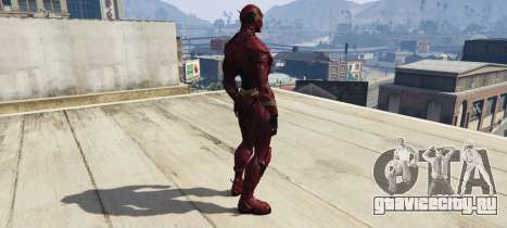 The Flash (Justice League 2017) для GTA 5