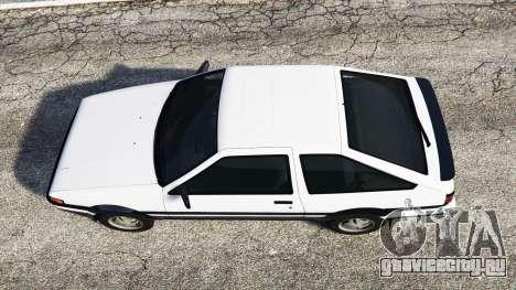 Toyota Sprinter Trueno GT-Apex (AE86) [replace]