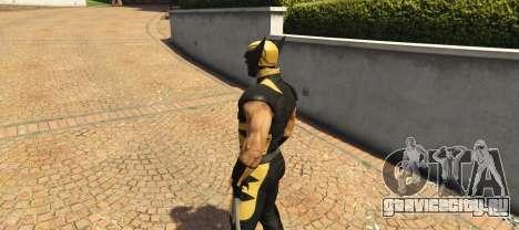 The Wolverine (Hugh Jackman 2013) для GTA 5