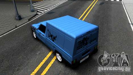 ИЖ-27175 для GTA San Andreas