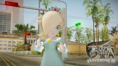Mario Galaxy - Rosalina для GTA San Andreas