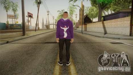 Skin Random GTA Online для GTA San Andreas третий скриншот