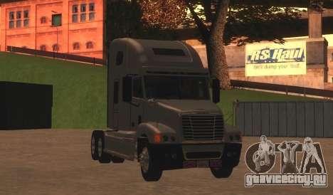Freightliner Century v2 для GTA San Andreas вид справа