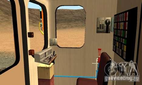Метросостав типа Еж3 для GTA San Andreas