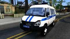 Газель 2705 Полиция