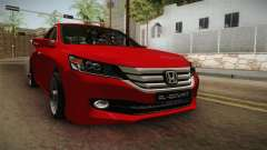 Honda Accord 2015 Cover