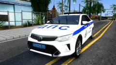 Toyota Camry Russian Police для GTA San Andreas