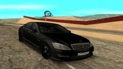 Mersedes-Benz S500 L для GTA San Andreas