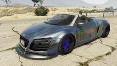 Audi Spyder V10