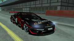 Toyota Soarer для GTA San Andreas